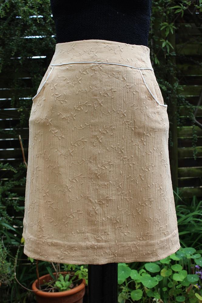 Dolores Pocket Skirt