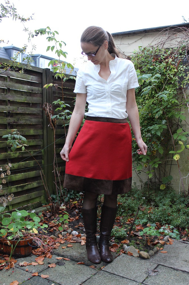 The Great Pattern Review Sewing Bee – A-Line skirt