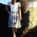 Itch to Stitch: Emily Culottes, Blog Tour and Giveaway