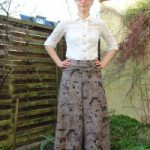 Itch to stich Emily Culottes Version 2
