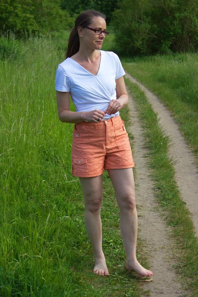 Itch to Stitch Angelia Shorts