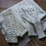 Preparing for Winter: Wristwarmers and Gloves