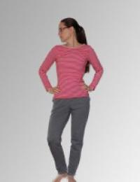 Papercut Anima Pants & Self-Drafted T-Shirt