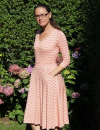Itch to Stitch Davina Dress