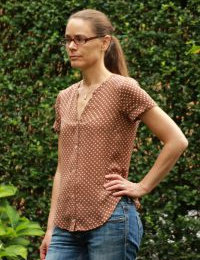 Itch to Stitch Bonn Shirt