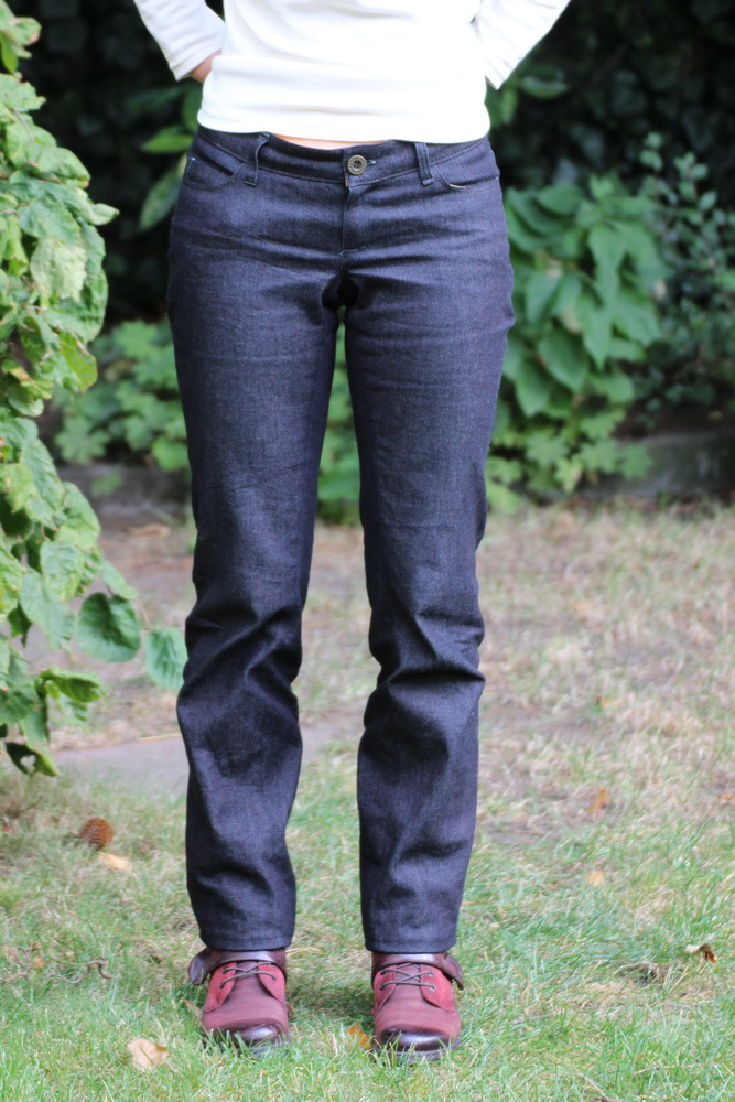Ginger Jeans von Closet Case File - My Little Sewing Dreams