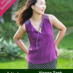 Testing Call: Vienna Tank Top from Itch to Stitch – German translation