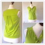 New in the shop: Vienna Tank Top, Blogtour and Sew-Along