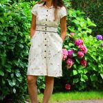 Chai Shirt & Dress von Itch to Stitch
