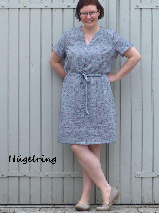 Neu im Shop: Bonn Shirt & Dress - My Little Sewing Dreams
