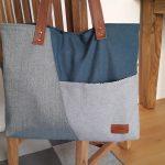 Time to Sew: Zero Waste Tote Bag